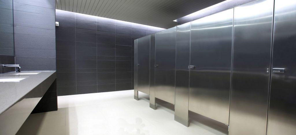 baños acero inoxidable